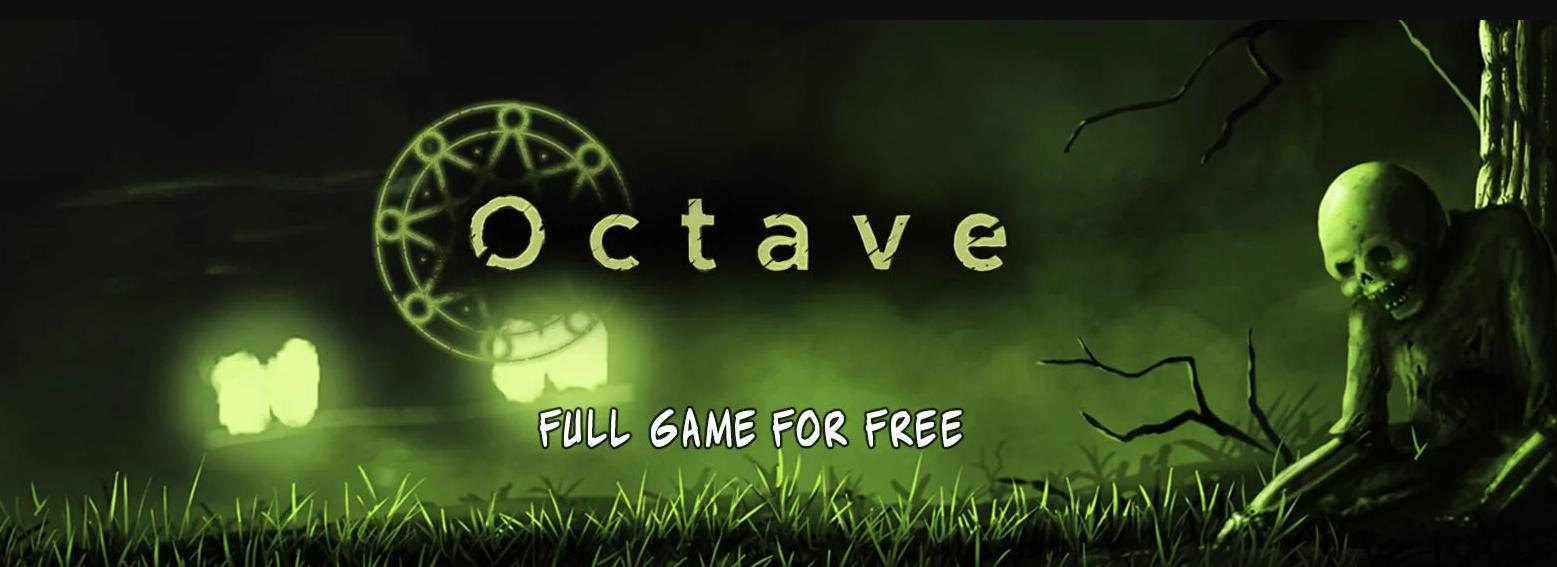 Halloween Freebies Marathon: Octave