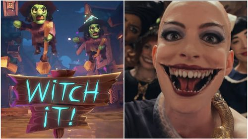 Witch It And The Witches: Are You Scared Yet?