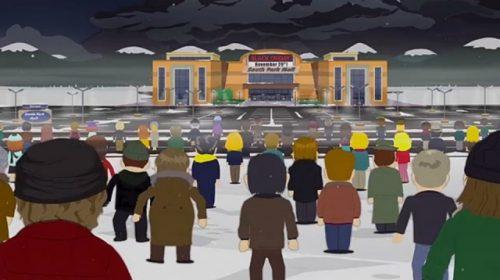 Black Friday Movies, Bargain Hunting & South Park?!