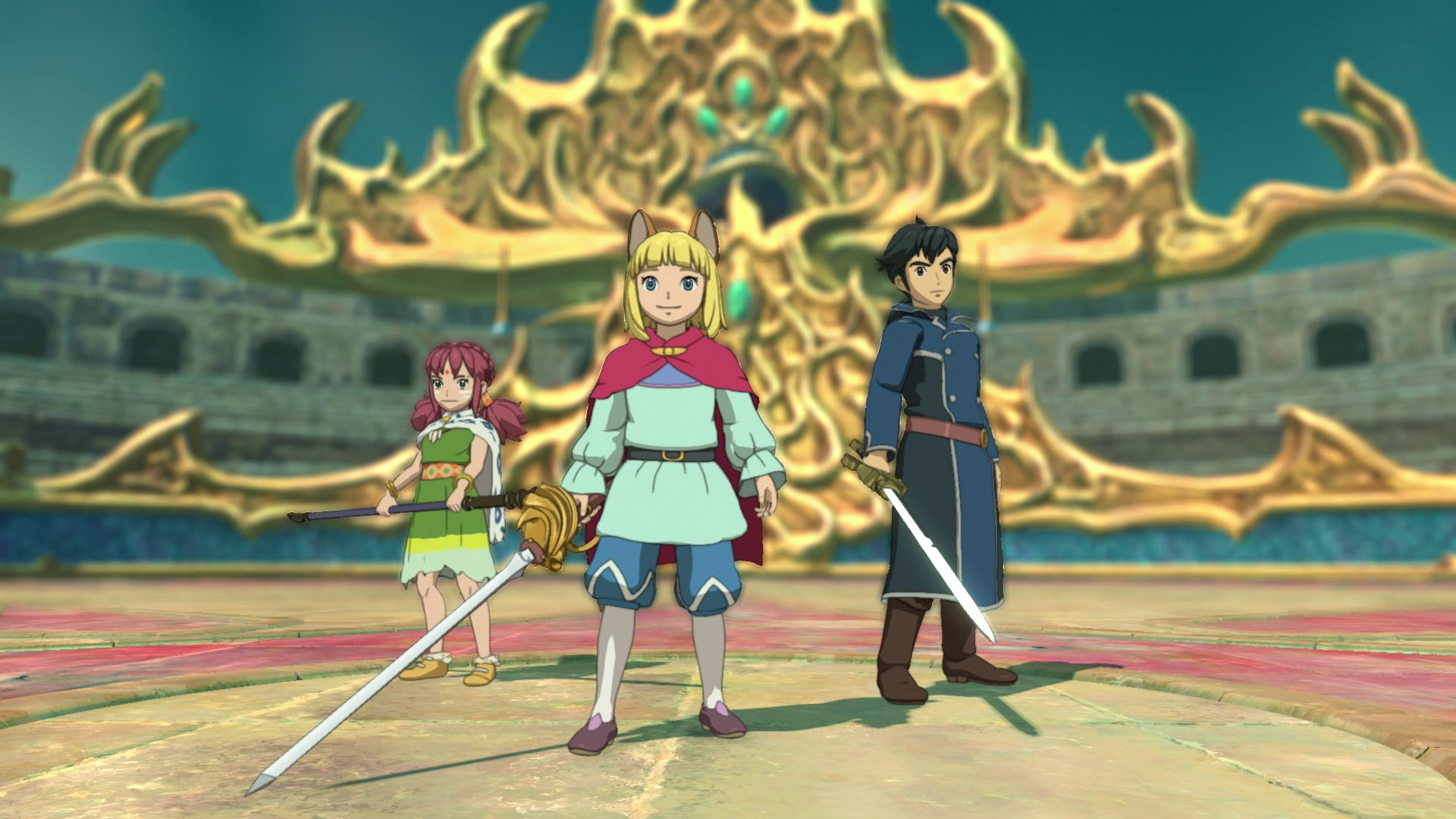 Evan, the main character of Ni No Kuni II: Revenant Kingdom